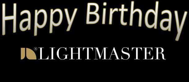 Happy 19th Birthday Lightmaster!